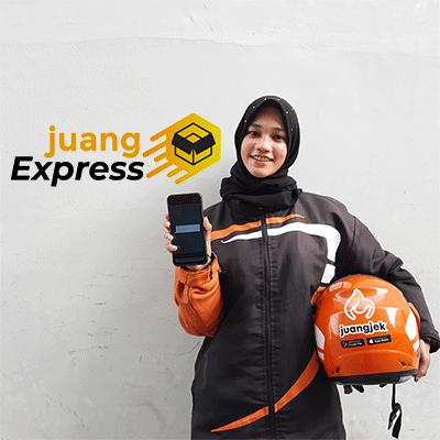 Juangjekpunya Layanan Andalan Terbaru yakni Juang Express