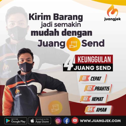 Juang Send di JuangJek